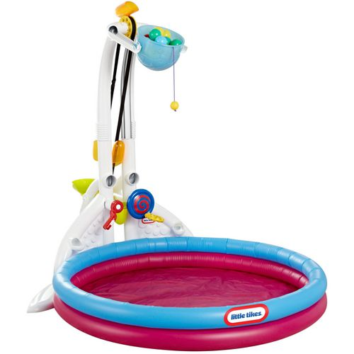 Little Tikes Drop Zone Water Recreation Pool - view number 1