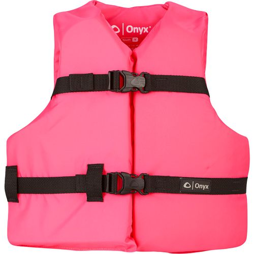 Onyx Outdoor Youth General Purpose Life Jacket