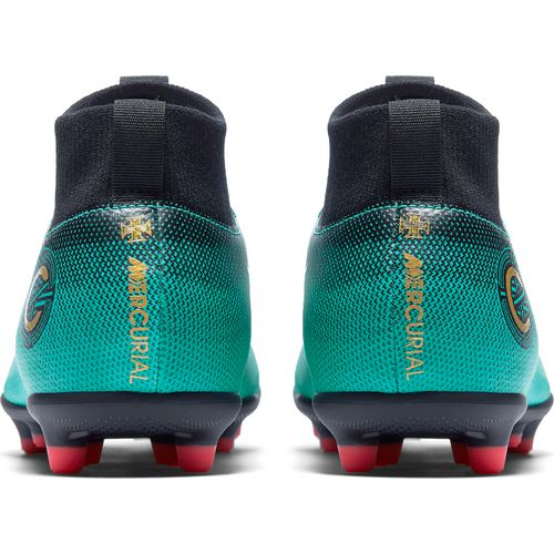 Nike Kids' Jr Superfly 6 Club CR7 FG/MG Soccer Shoes - view number 7