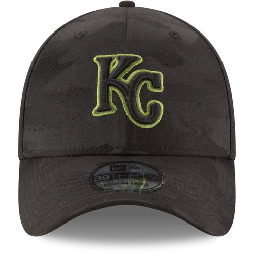 New Era Men's Kansas City Royals Memorial Day 39THIRTY Cap