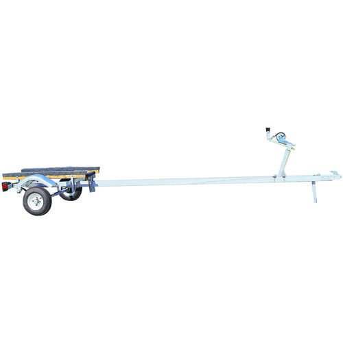 McClain 12' - 14' Single-Axle Aluminum Jon Boat Trailer