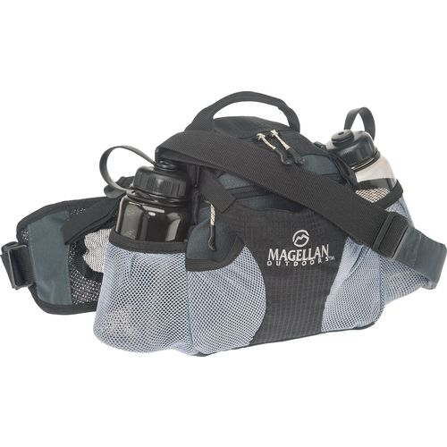 Magellan Outdoors™ Deluxe Waist Pack with Water Bottle