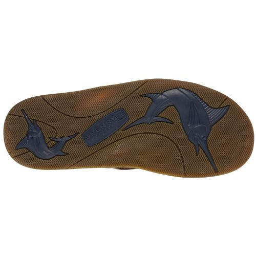 Sperry Men's Double Marlin Sailboat Thong Sandals - view number 4
