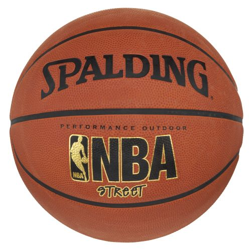 Display product reviews for Spalding Performance NBA Street Outdoor Basketball