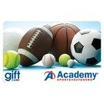 Team Sports Academy Gift Card