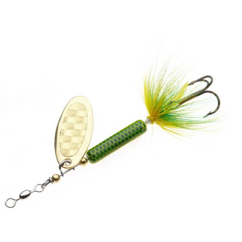 Luhr-Jensen 1/4 oz. Shyster In-Line Spinner