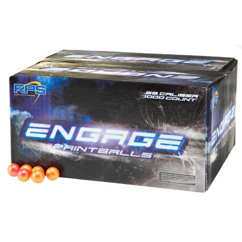 JT Sports Engage Paintballs 1,000-Pack