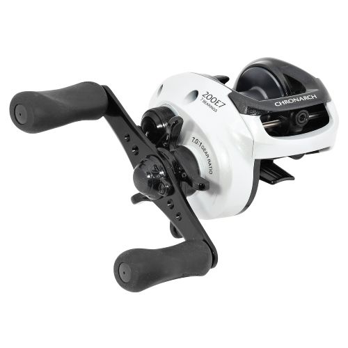 Shimano Chronarch 200-E7 Baitcast Reel Right-handed