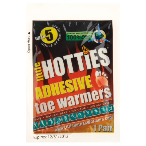 Image for Little Hotties Adhesive Toe Warmers from Academy