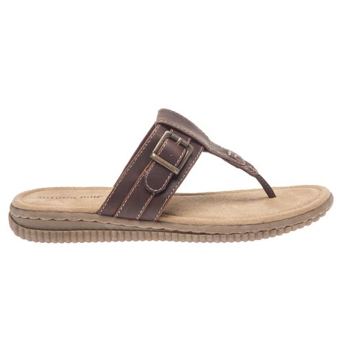 Autumn Run® Women's Buckle Thong Sandals