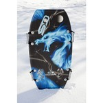 Snow Daze Kids' Snow Assassin Sled Board