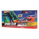 Mattel Hot Wheels Spider Slam Gravity Track