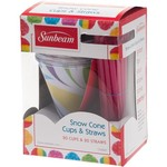Sunbeam Cups and Straws 20-Pack