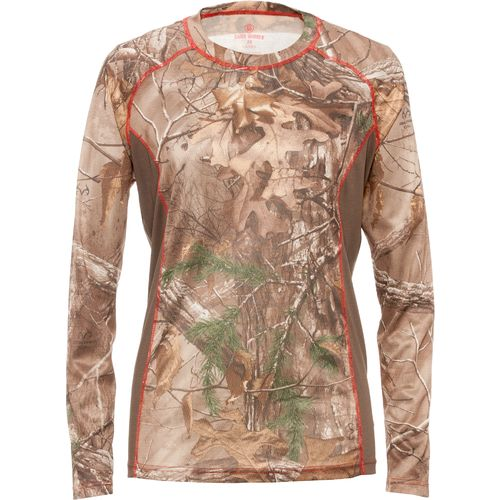 Game Winner  Women s Dura-Cool Realtree Xtra  Long Sleeve Performance T-shirt