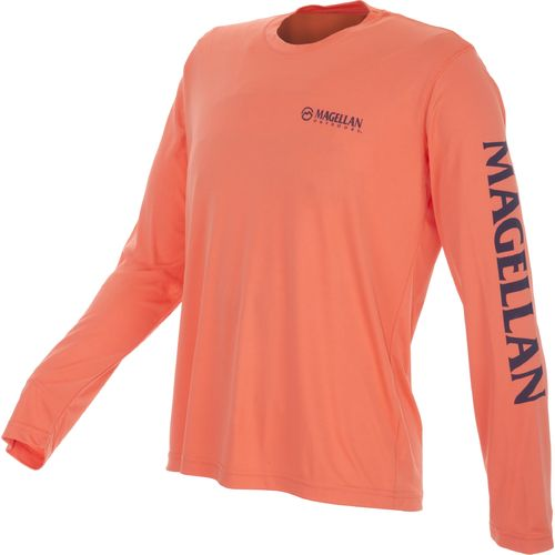 Image for magellan outdoors men 39 s graphic long sleeve t for Magellan fishing shirts