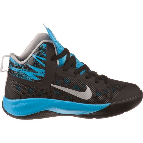 Nike Boys' Hyperfuse 2013 GS Basketball Shoes