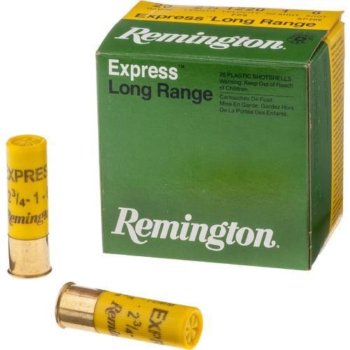 Display product reviews for Remington Express Extra Long Range Upland 20 Gauge Shotshells