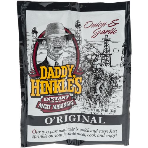 Daddy Hinkle's Original Seasoning Marinade