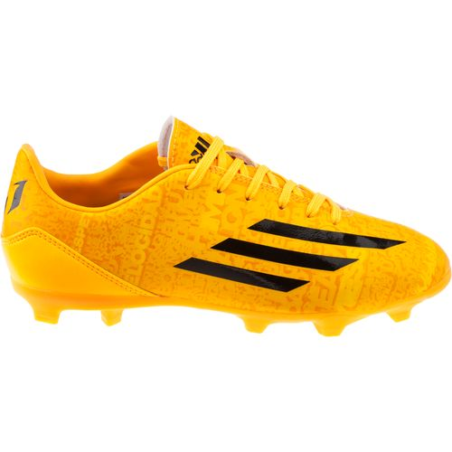 adidas Kids  F10 FG Messi Soccer Shoes