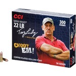 CCI® Swamp People .22 LR 36-Grain Rimfire Ammunition