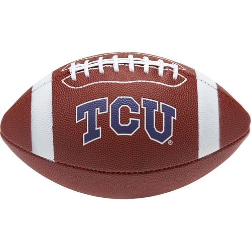 Rawlings Texas Christian University Game Time Football