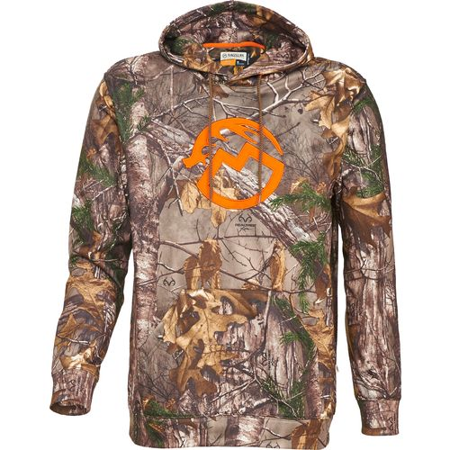 Magellan Outdoors™ Men's Camo Performance Fleece Hoodie