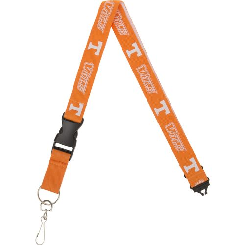 NCAA Adults' University of Tennessee 2-Tone Lanyard - view number 2