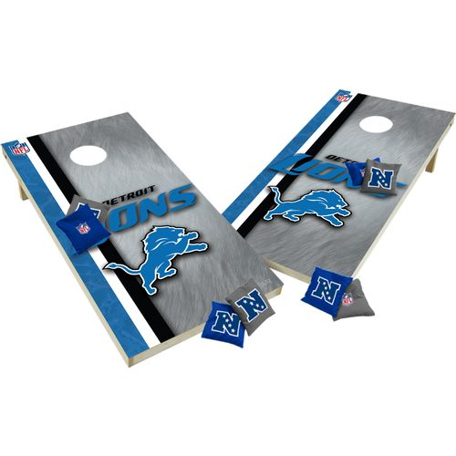 Wild Sports Tailgate Toss XL SHIELDS Detroit Lions - view number 1