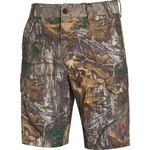 Under Armour® Men's Camo Fish Hunter Cargo Short