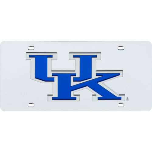 Stockdale University of Kentucky Mirror License Plate
