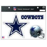 Rico Dallas Cowboys Team Magnet Sheet