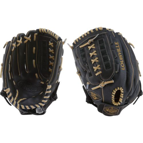 Louisville Slugger Softball Gloves + Mitts