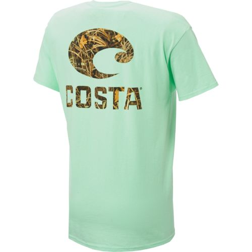 Costa Del Mar Adults' Camo Logo T-shirt