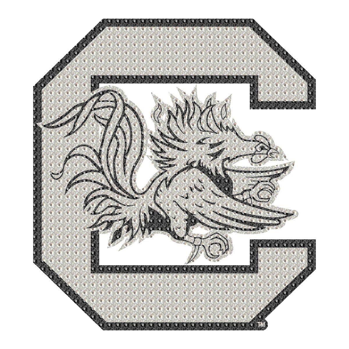 Team ProMark University of South Carolina Bling Emblem