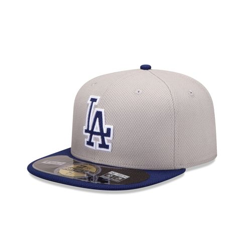 New Era Men's Los Angeles Dodgers 2015 Road Diamond Era Cap - view number 1