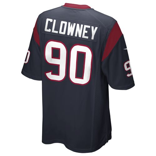 Nike™ Boys' Houston Texans Jadeveon Clowney #90 Game Team Jersey