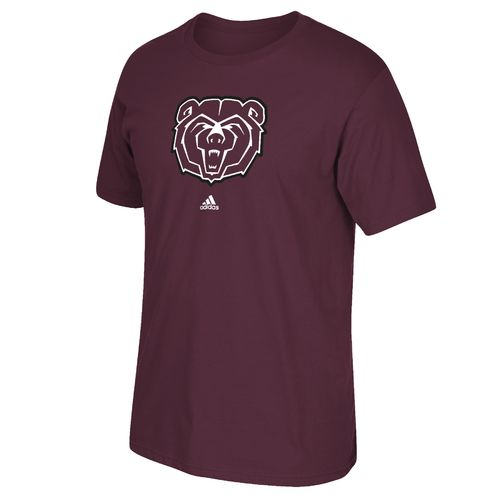 adidas™ Men's Missouri State University School Logo T-shirt