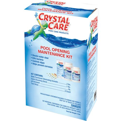Crystal Care Pool Maintenance Kit