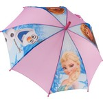 Disney Girls' Frozen Umbrella