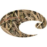 Costa Del Mar Mossy Oak Shadow Grass® Blades® Logo Decal