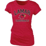 Blue 84 Juniors' Lamar University Triblend T-shirt