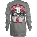 Three Squared Women's University of Oklahoma Lollipop 2 T-shirt