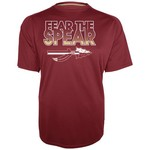 Majestic Men's Florida State University Section 101 Raglan T-shirt