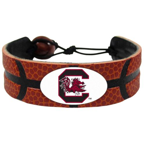 GameWear University of South Carolina Classic Basketball Bracelet