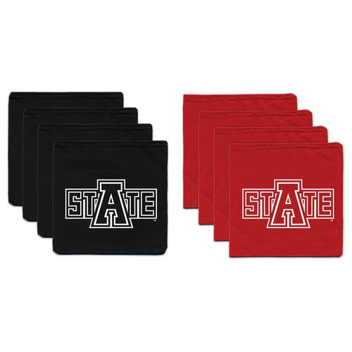 BAGGO® Arkansas State University 12 oz. Cornhole Beanbag Toss Bags 8-Pack