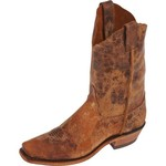 Justin Men's Cracked Bent Rail Boots - view number 2