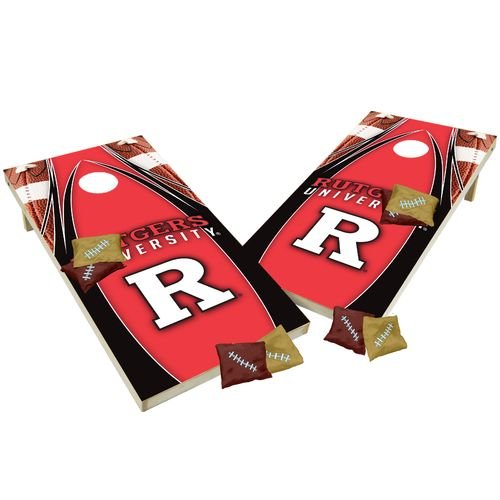 Wild Sports Tailgate Toss XL SHIELDS Rutgers University