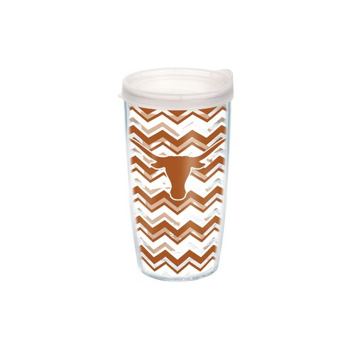 Tervis University of Texas 16 oz. Tumbler with Lid