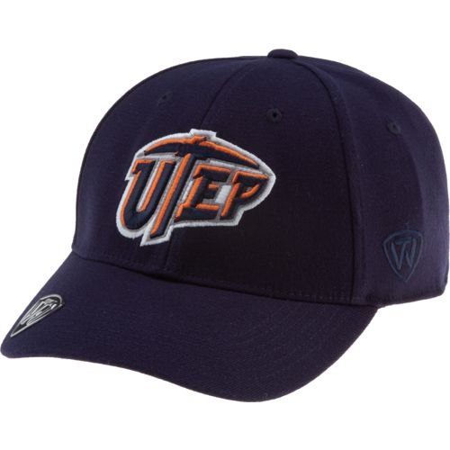 Top of the World Men's University of Texas at El Paso Premium Collection Memory Fit™ Cap - view number 1