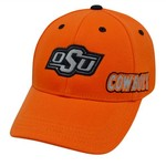 Top of the World Adults' Oklahoma State University Shine On Cap